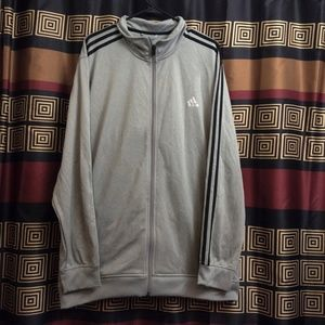 Adidas Mens Full Zip 2XL Jacket